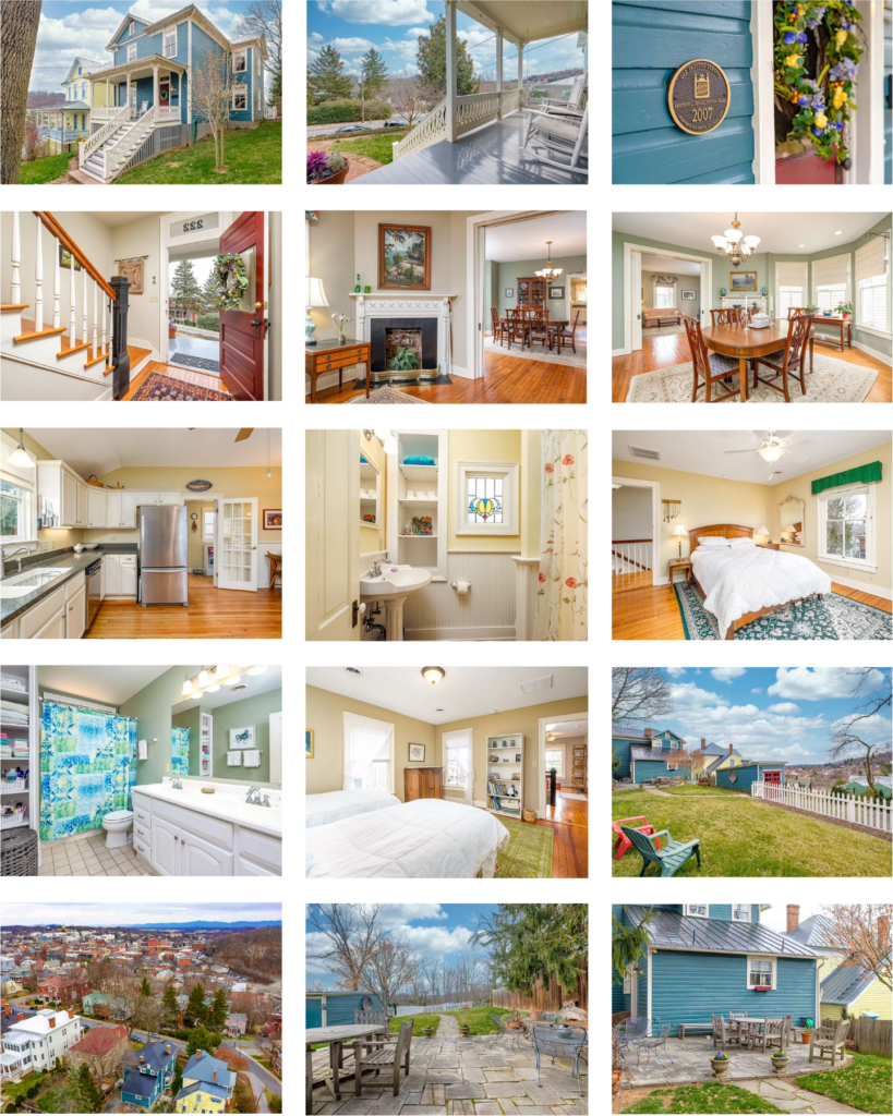 multiple views of 222 fayette st, our crush of the week