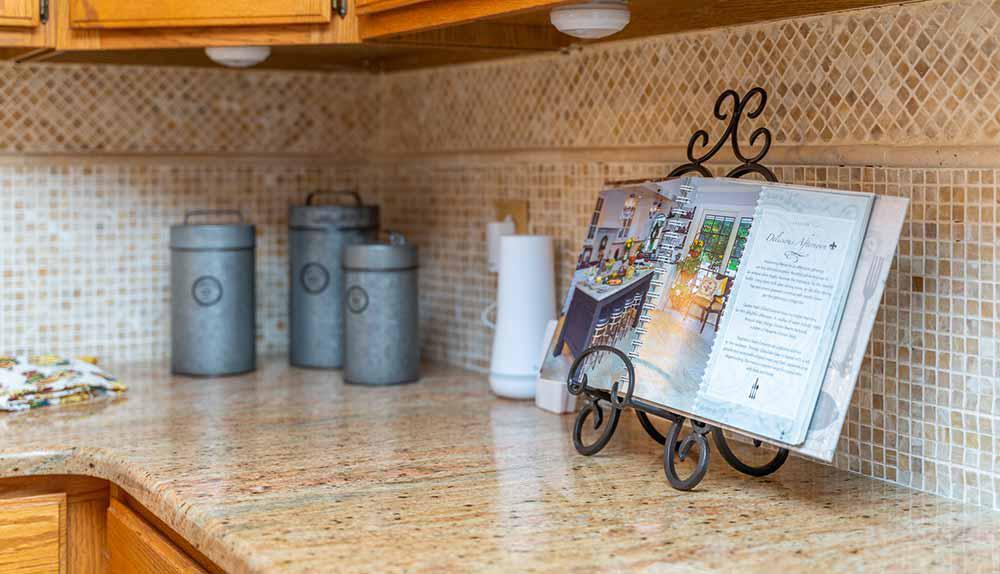 whippoorwill kitchen custom tile