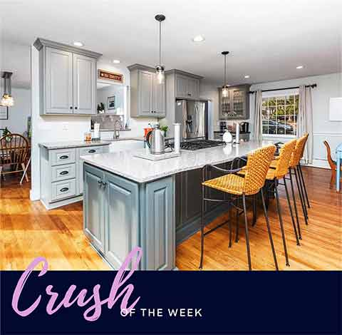 crush of the week kitchen envy