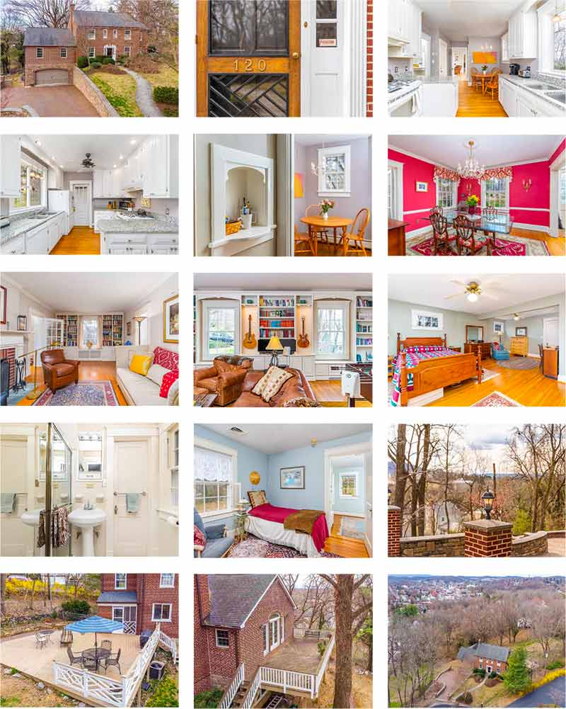 cotw custom colonial collage