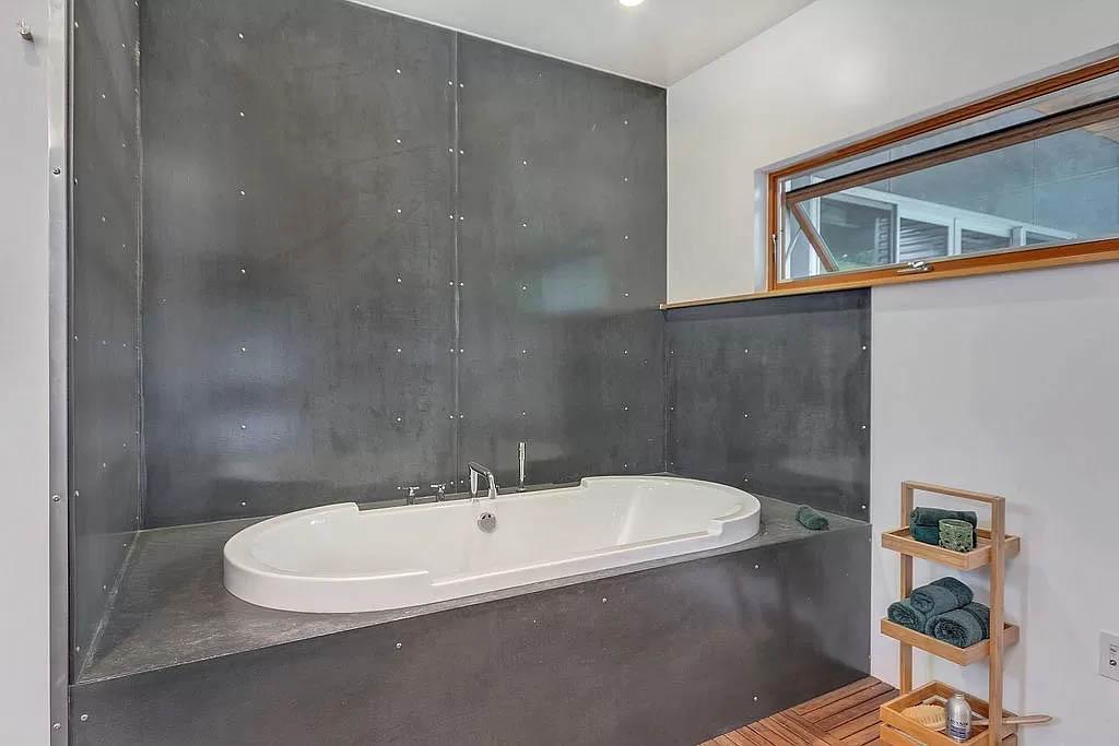 cotw modern coolness master bath soaking tub