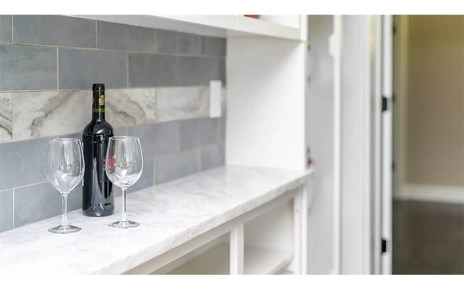 luxury in lyndhurst kitchen serving area