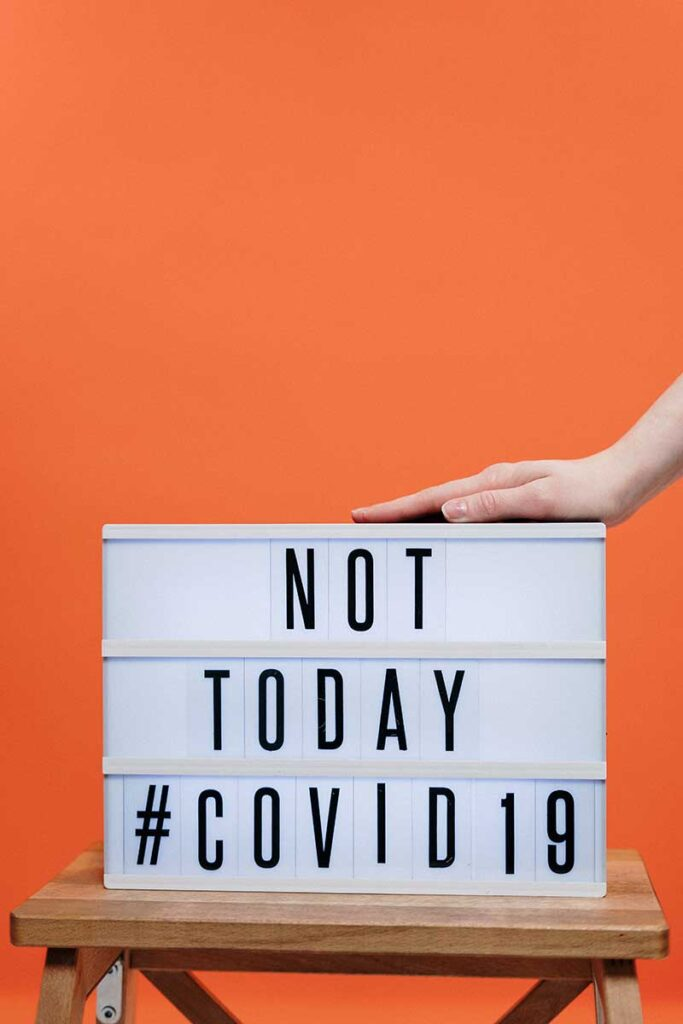 Blue Ridge Fine Properties - not today, covid19