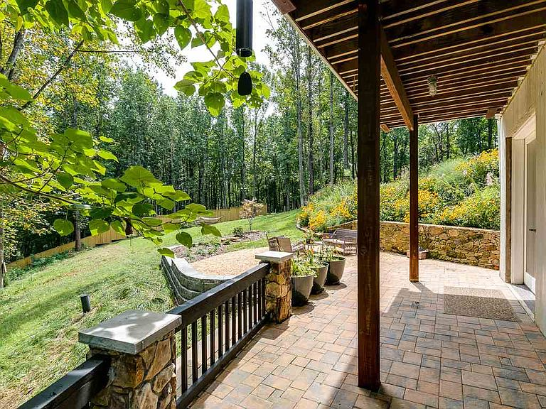 cotw welcome to the octagon back patio
