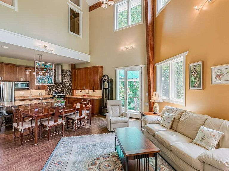 cotw welcome to the octagon living dining and kitchen areas