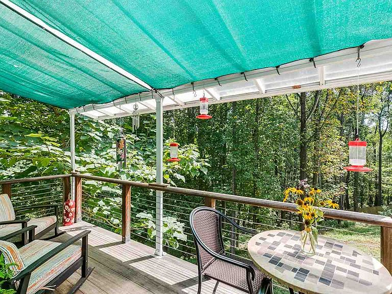 cotw welcome to the octagon upper deck with awning