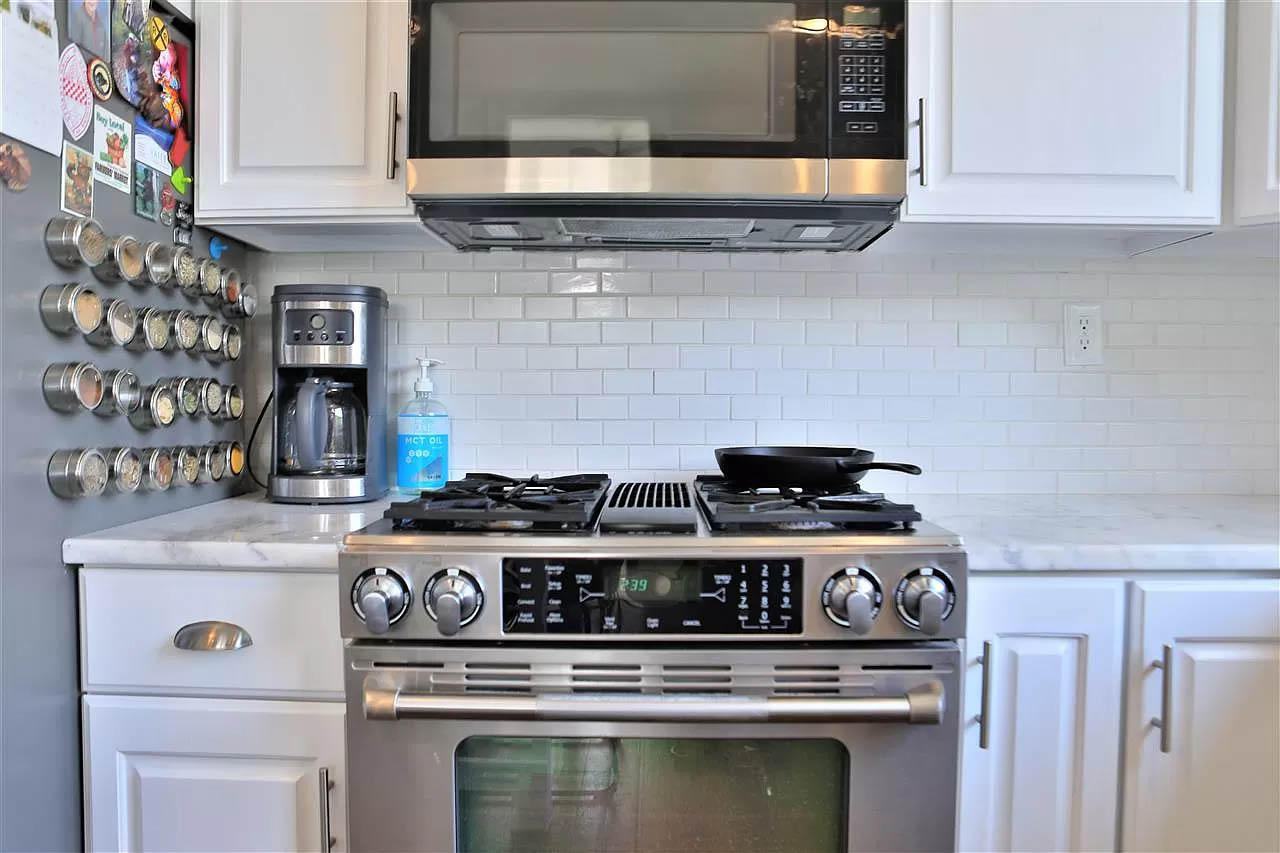cotw take me to church st gas stove , microwave