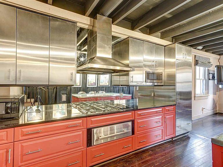 cotw modern antique chef kitchen