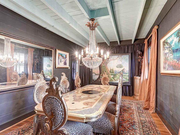 cotw modern antique dining room
