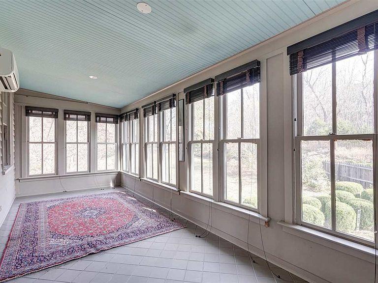 cotw modern antique sleeping porch