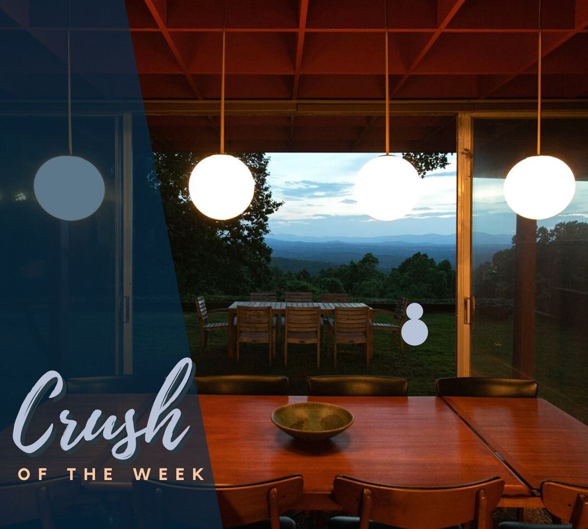 cotw frank lloyd right featured image of evening mountain view from the dining room