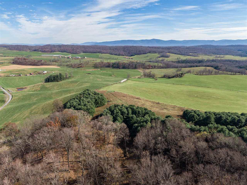 Mckamy Springs 28 acres with mountain views