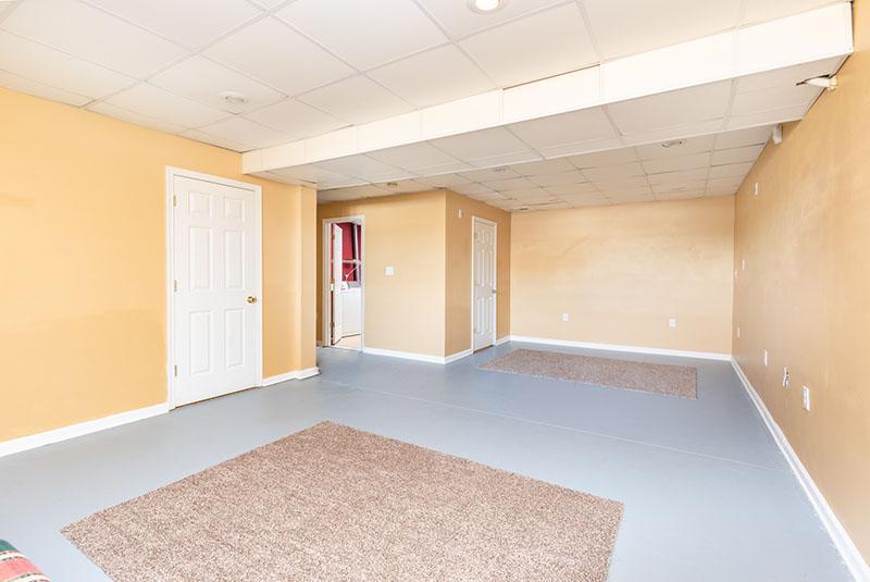 basement bonus area