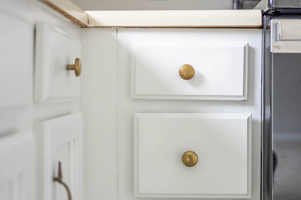 kitchen drawer hardware
